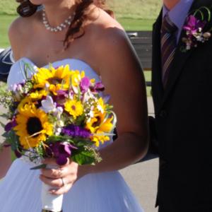 Fresh flower Weddings